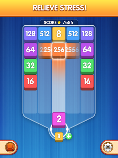 Number Tiles - Merge Puzzle  screenshots 6