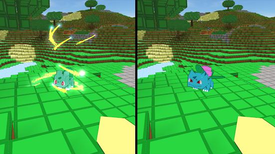 Pixelmon Trainer Craft: New Game 2020 Catch Pou0441ket 5.0 Screenshots 5