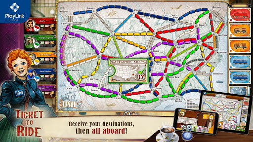 Ticket to Ride for PlayLink 2.7.2-6472-ceb1ea16 Screenshots 2
