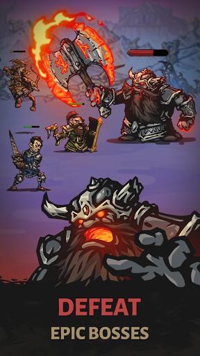 Darkest AFK - free Idle RPG offline & PVE Battler 1.0.16 screenshots 1