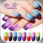Nail Arts Step By Step, Nail Polish Tutorials