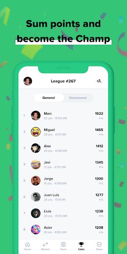 Bemanager - Be a Soccer Manager 2.69.0 screenshots 7