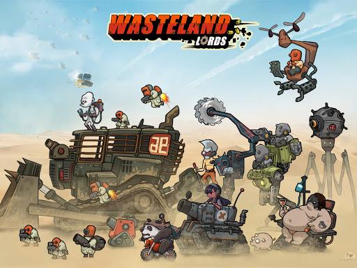 Wasteland Lords 1.1.14 screenshots 8