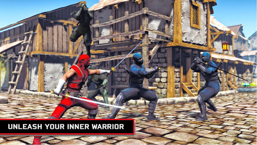 Ninja Assassin Hero - Gangster Fighting Games 2020 1.33 Screenshots 2