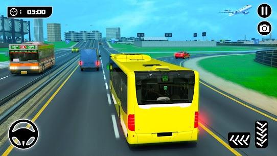 Şehir Otobüs Sürme Simülatör: Otobüs Oyunları 2021Full Apk İndir 1