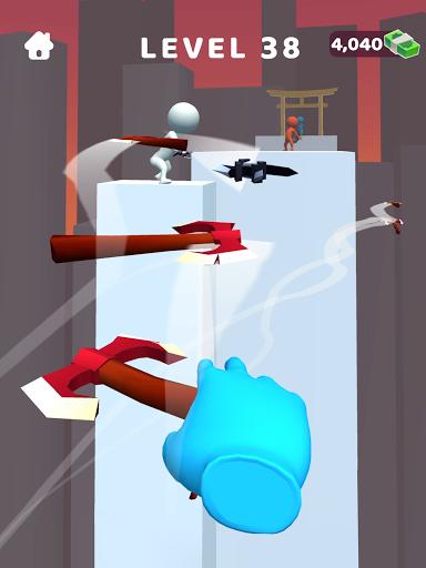 Sword Play! Ninja Slice Runner 3D  screenshots 14