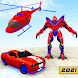 Us Robot Helicopter Transform War - Androidアプリ