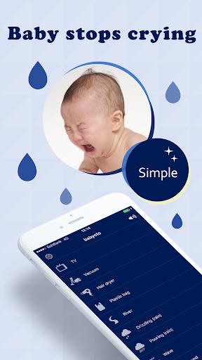 Sound APP-Stop baby crying-babyoto 1.1.1 Screenshots 2