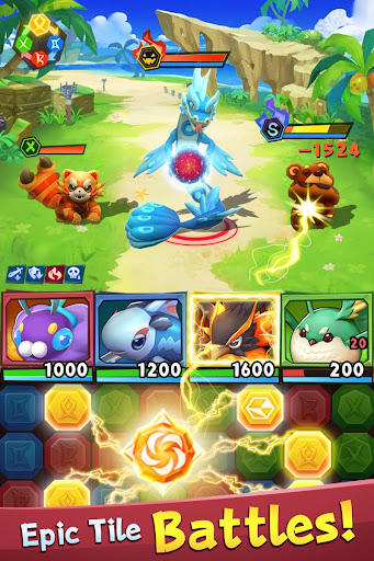 Télécharger Monster Fable apk mod screenshots 3