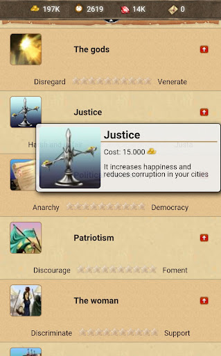 Empire Strike - Strategy and Civilization  screenshots 2