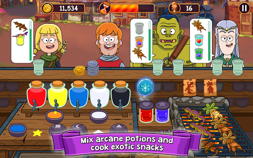 Potion Punch android2mod screenshots 8