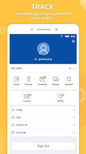 GeekBuying - Gadget shopping made easy