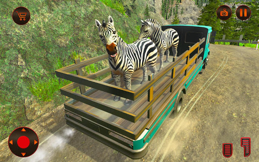Wild Animals Transport Simulator:Animal Rescue Sim 1.0.24 Screenshots 22