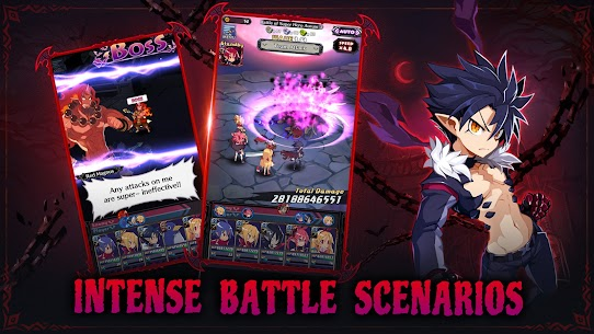 DISGAEA RPG (MOD, Unlimited Money) For Android 5