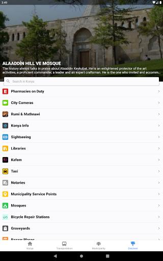 Konya City Guide modavailable screenshots 16
