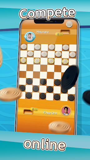 Checkers - Draughts Multiplayer Board Game 3.0.9 screenshots 3