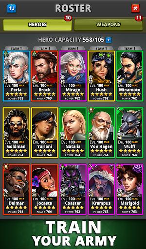 Puzzle Combat: Match-3 RPG 31.0.3 screenshots 20