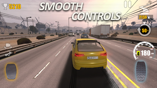 Traffic Tour- Traffic Rider & Car Racer game 6