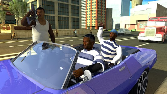 San Andreas Gang Wars - The Real Theft Fight 9.8