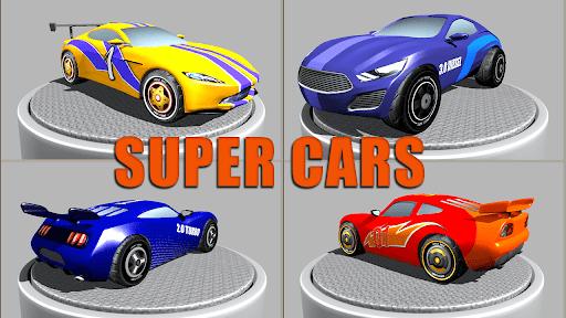 Super Kids Car Racing In Traffic 1.13 Screenshots 2