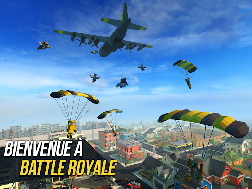 Télécharger Grand Battle Royale: Pixel FPS APK MOD (Astuce) screenshots 6