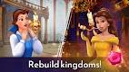 screenshot of Disney Princess Majestic Quest: Match 3 & Decorate