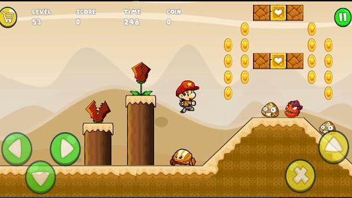 Super Bob's World : Free Run Game  screenshots 4