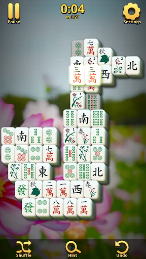 Mahjong Solitaire Classic : Tile Match Puzzle 2.1.16 screenshots 3