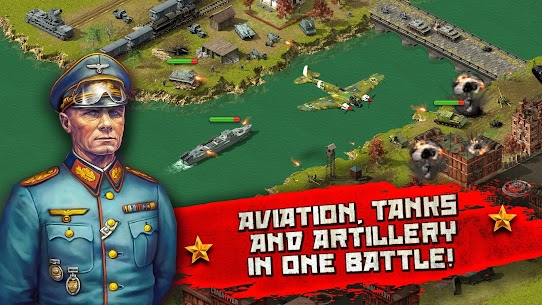 World War II: Eastern Front Strategy game 2