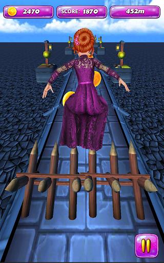 Princess Castle Runner: Endless Running Games 2020 4.0 screenshots 8