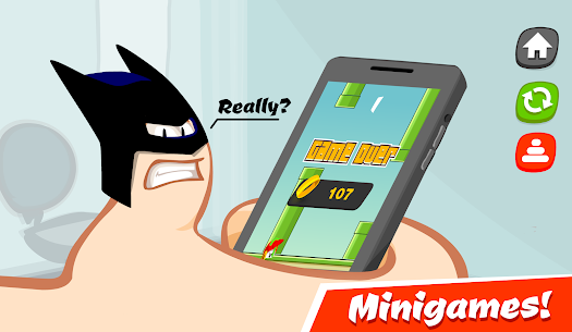Thumb fighter Apk (MOD, Unlimited) Latest Download 4