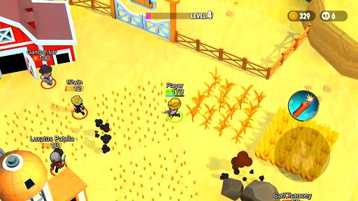 Top Guns.io - Guns Battle royale 3D shooter 1.2.0 screenshots 2