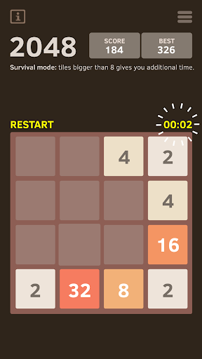 2048 Number puzzle game apkmr screenshots 7