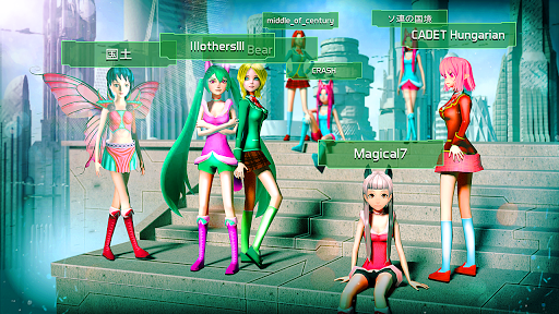 VR Superhero Chat: Online Virtual 2.5 screenshots 18