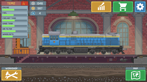 Train Simulator 0.1.74 screenshots 7