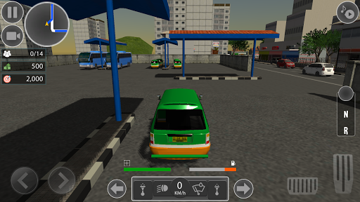 Angkot d Game 2.1.1 screenshots 4