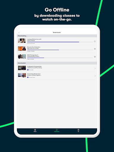 Skillshare - Creative Classes 5.3.8 Screenshots 8