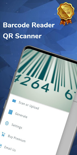 Barcode reader and QR code scanner app android2mod screenshots 1