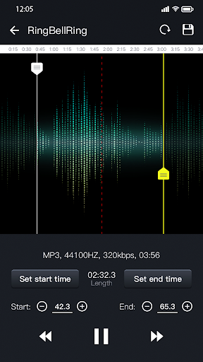 Music Player - Colorful Themes & Equalizer screenshots 6