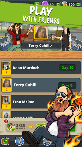 Télécharger Fubar - Idle Party Tycoon mod apk screenshots 5