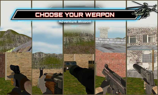 US Army Mission - Free FPS Games  Screenshots 9