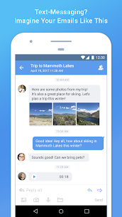 Email Messenger – MailTime 1