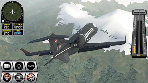 Flight Simulator 2016 FlyWings Free apkdebit screenshots 17