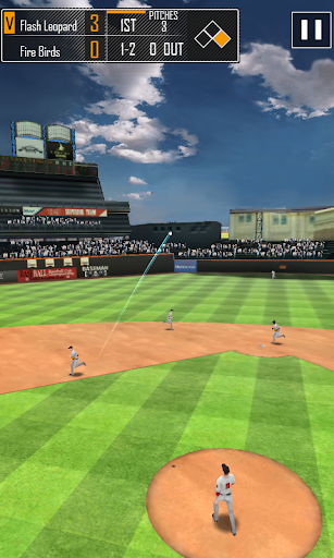 Real Baseball 3D 2.0.2 Screenshots 5