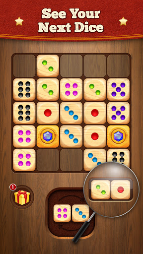 Woody Dice Merge Puzzle  screenshots 2