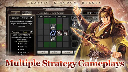 Kingdom Heroes M  screenshots 12