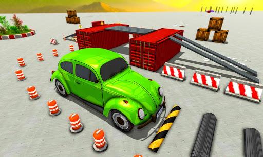 Classic Car Games 2021: Car Parking 1.0.18 Screenshots 9