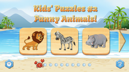 Kids Puzzles 3.9.1 screenshots 1