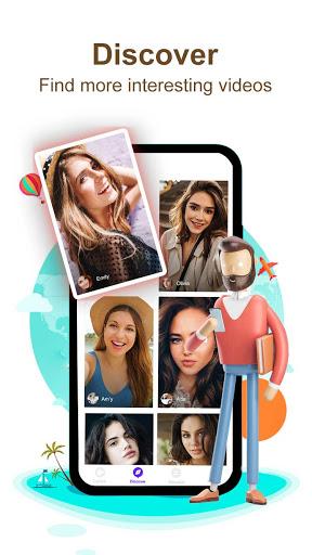 LivU: Meet new people & video chat now apktram screenshots 6