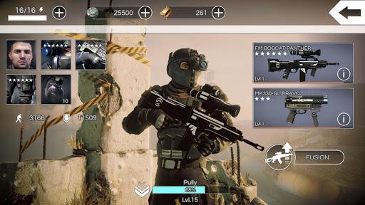 Code Triche Afterpulse - Armée d'Élite (Astuce) APK MOD screenshots 6